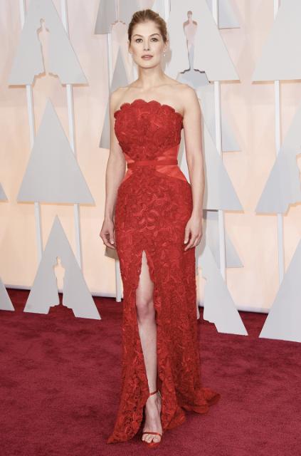 Rosamund Pike @ The Oscars 2015