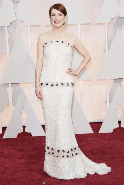 Julianne Moore @ The Oscars 2015