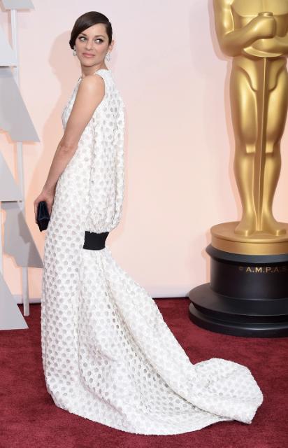 Marion Cotillard @ The Oscars 2015