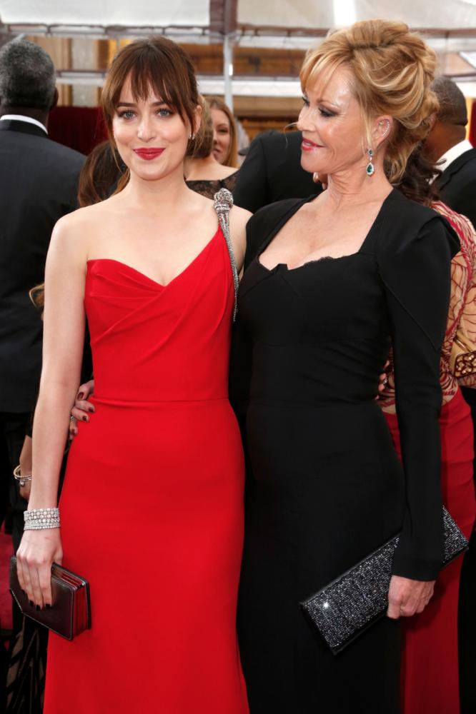 Melanie Griffith @ The Oscars 2015