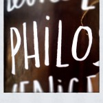 The Day that Philo was born…