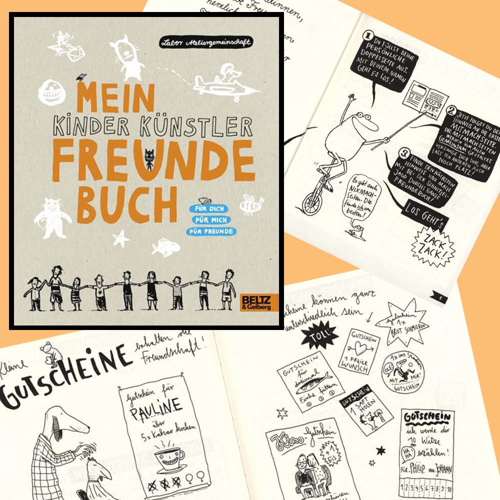 Book Of The Month Freundebuch Aka Poesiealbum Mummy Mag
