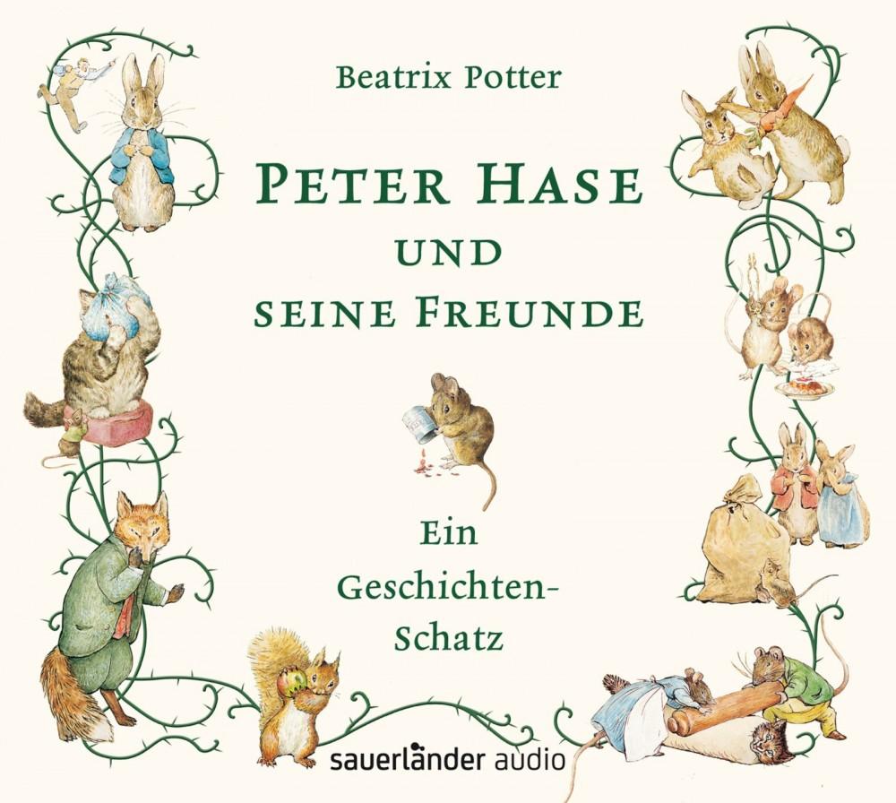 Beatrix Potter Buch an Ostern 2015 bei Mummy Mag