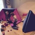 Tukluk –<br />Möbel, Spielzeug und Dreieck