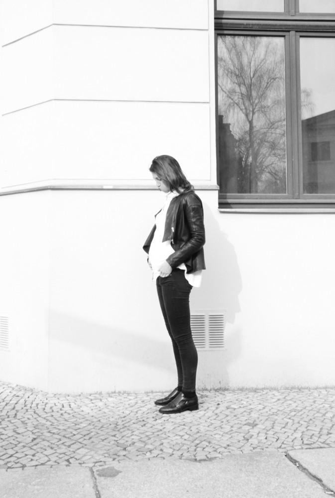 """Say hello to Karlotta Wilde <br> """"Ich. Bin. Schwanger."""""""