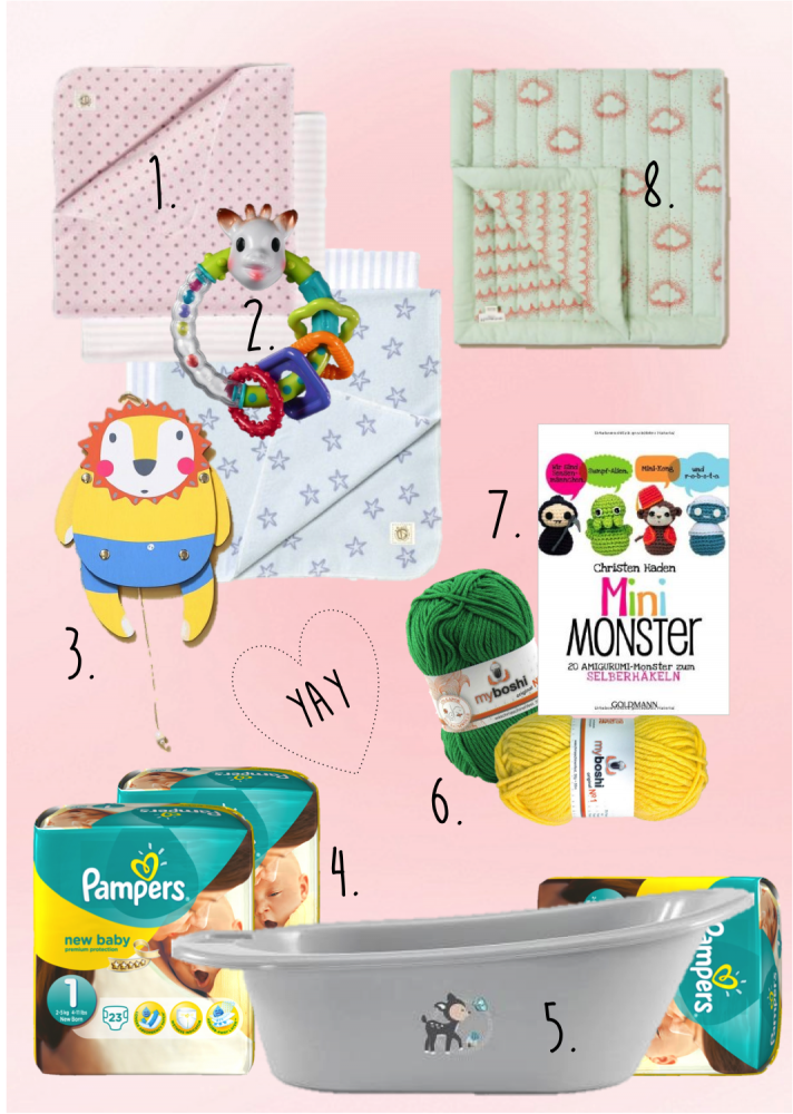 MUMMY\'S WISHLIST - Baby Geschenke | Mummy Mag