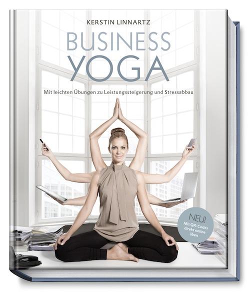 Wie Yoga, Business und Schwangerschaft zusammen gehen? So.