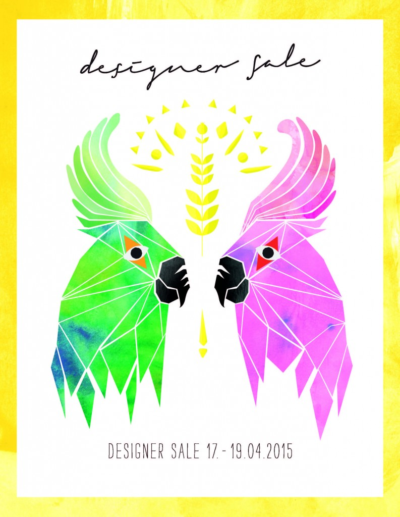 Designer Sale April 2015
