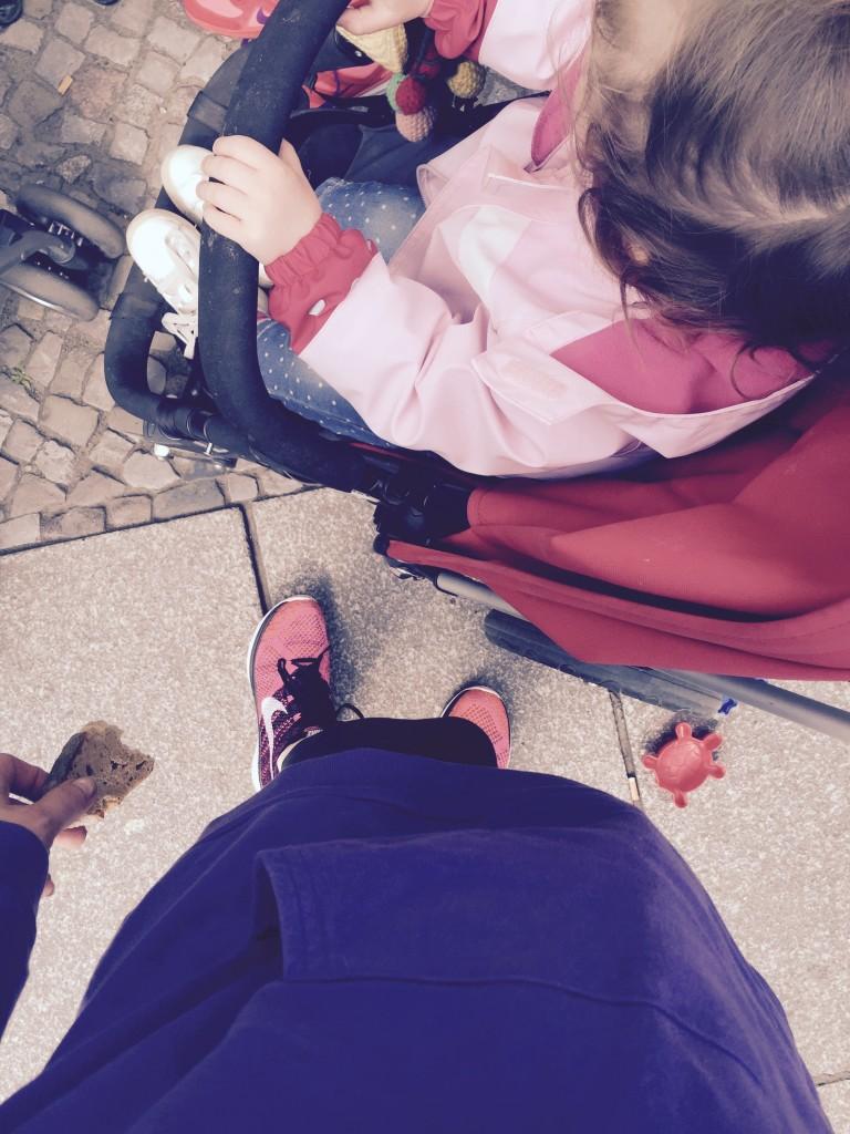 Joggen mit KInd #MummyGoesBalance mit GU Balance