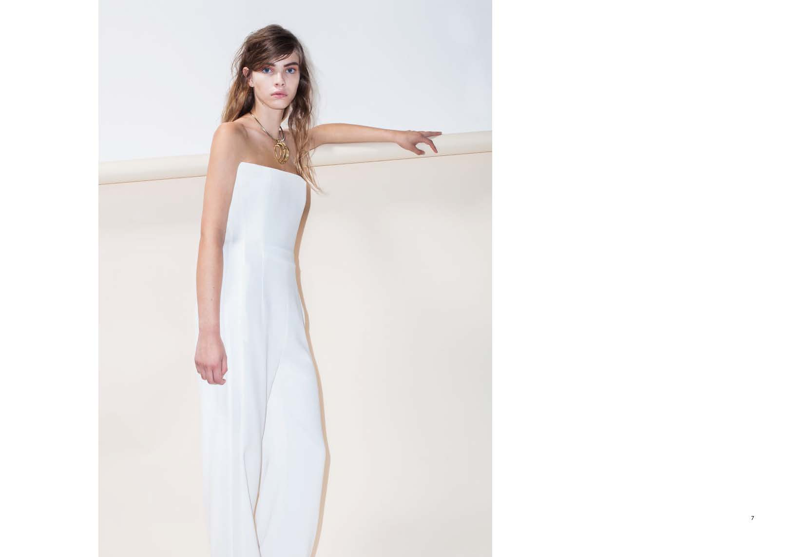 Galvan London_SS2015_Jumpsuit_Lookbook