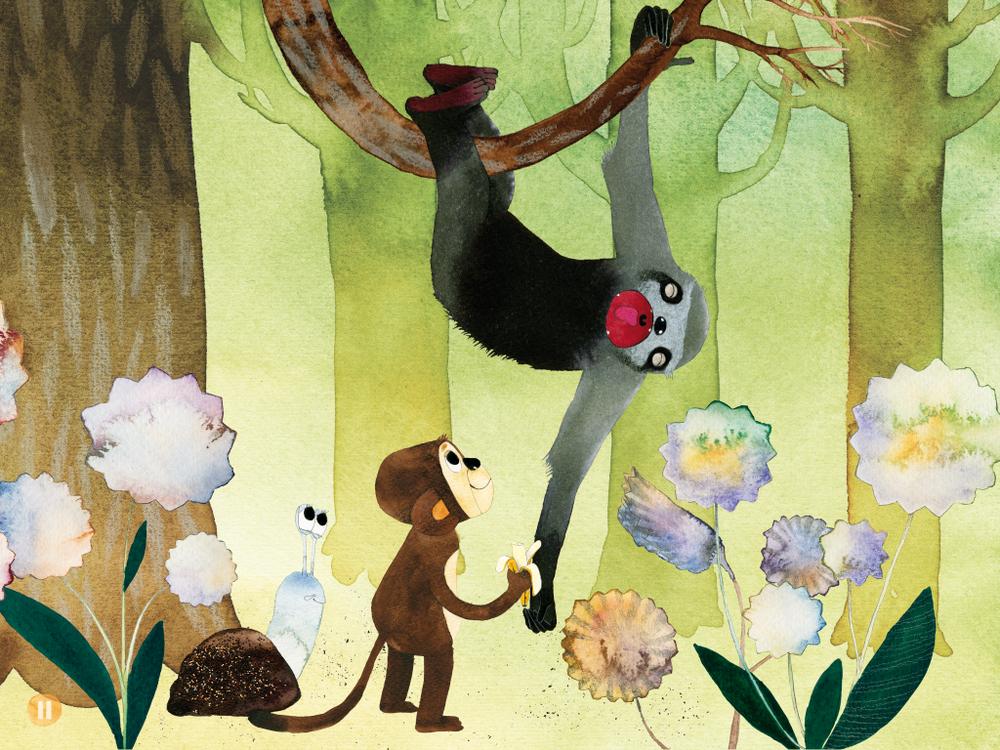 Lila und Do Kinderbuch für iPhone und iPad