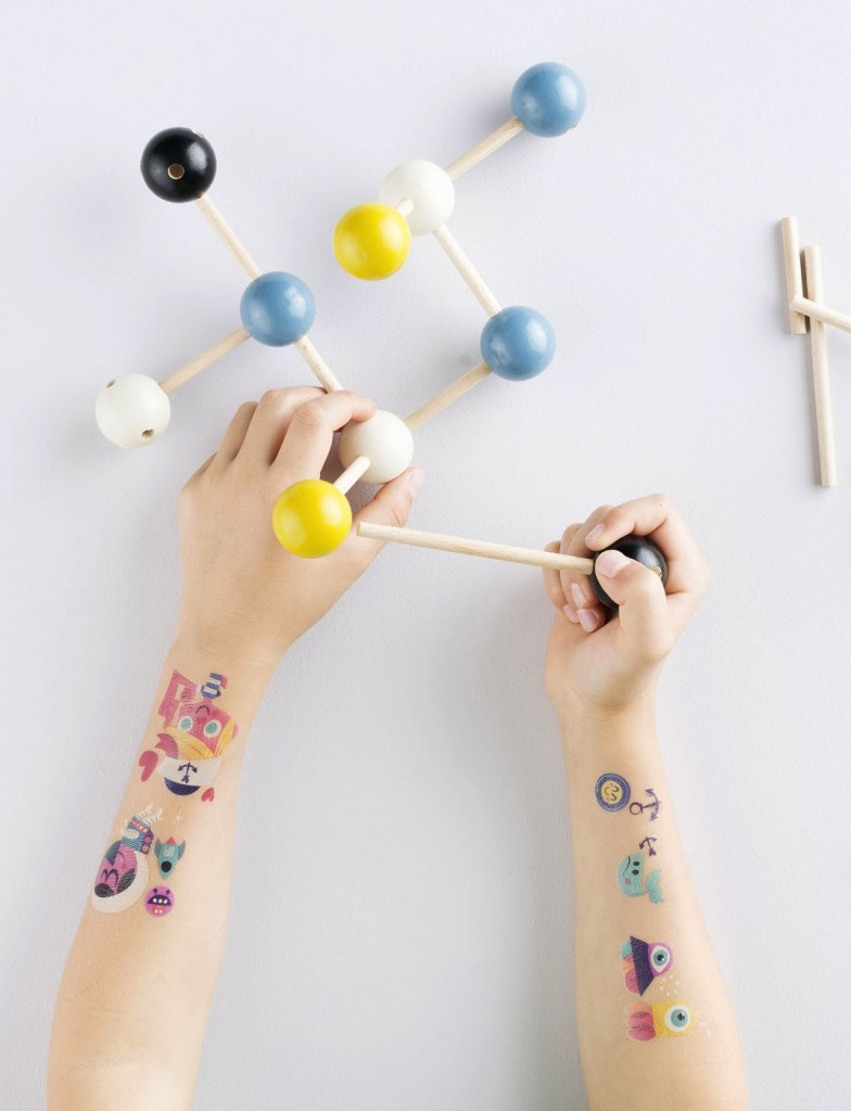 tattyoo temporary kids tattoos auf Mummy Mag