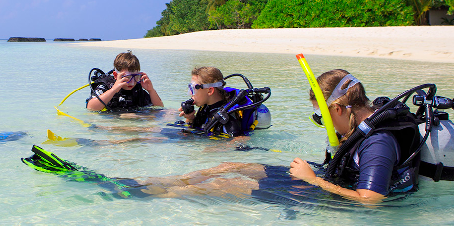 #travelwithkids <br> Kuramathi for Kids