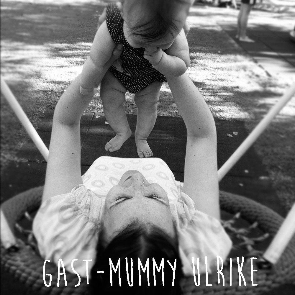 Gast Mummy Ulrike erzählt vom Tag, als ihre Tochter Fina zur Welt kam, Geburt, Geburtsgeschichte