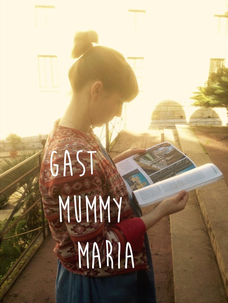 Gast Mummy Maria erzählt bei The Day That von ihrer Geburt