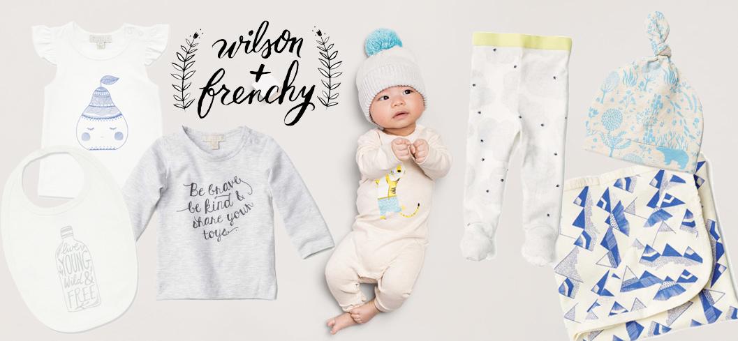 Wilson & Frenchy, Babylabel, Kidslabel, Australien