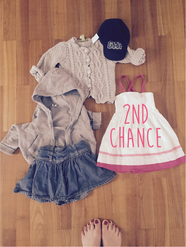 2nd Chance for Second Hand - Low Budget Summer Outfit bei Mummy Mag