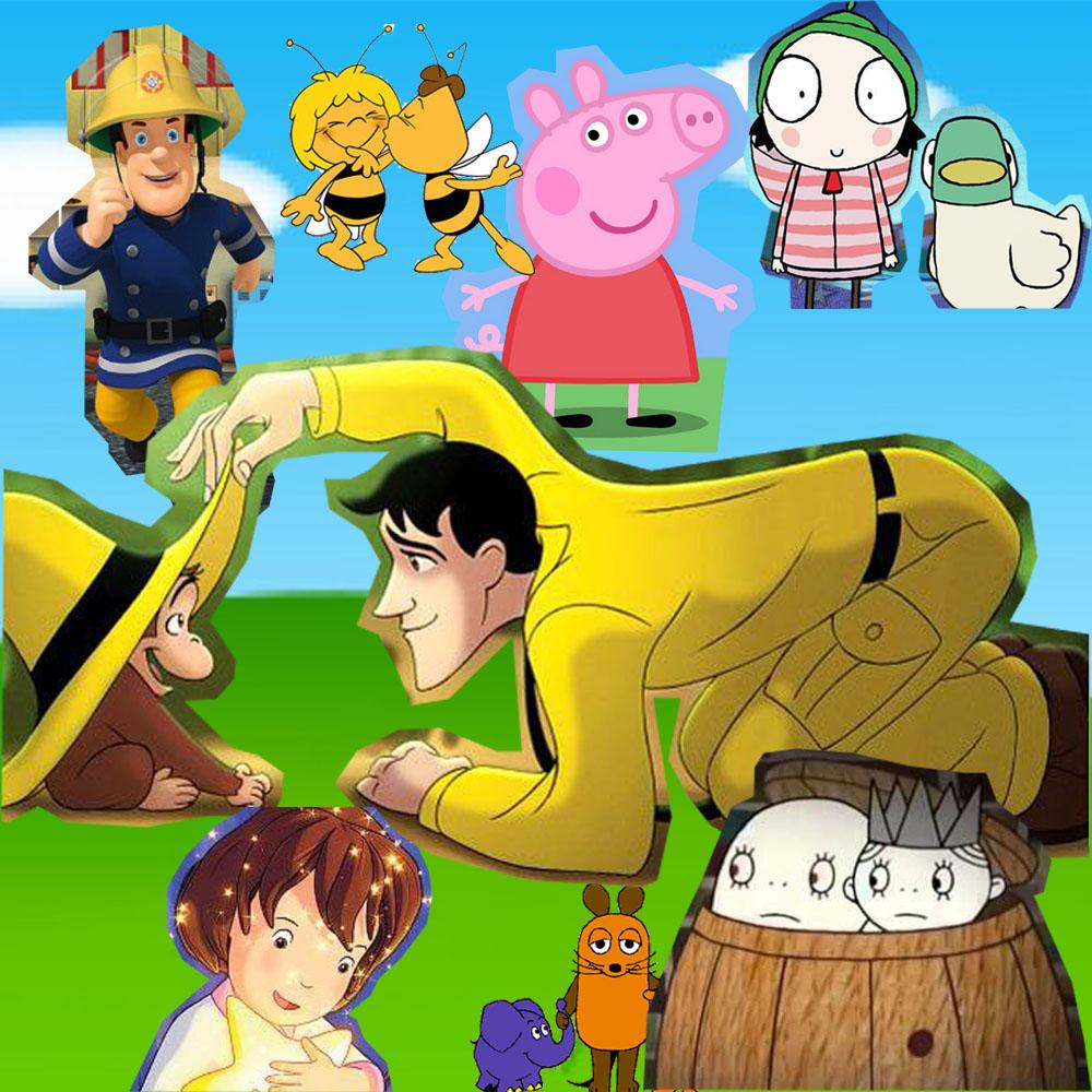 Kinderserien Von Früher