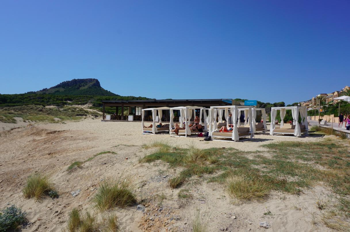 Mirablau am Cala Mesquida bei Travel with Kids Mallorca