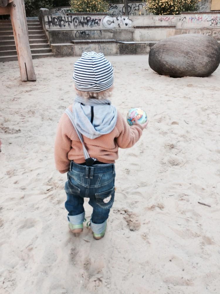 Janines Lieblingsplätze mit Kind in Berlin Friedrichshain – City Guide Drachenspielplatz