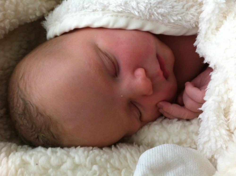 The Day that … Ella was born!