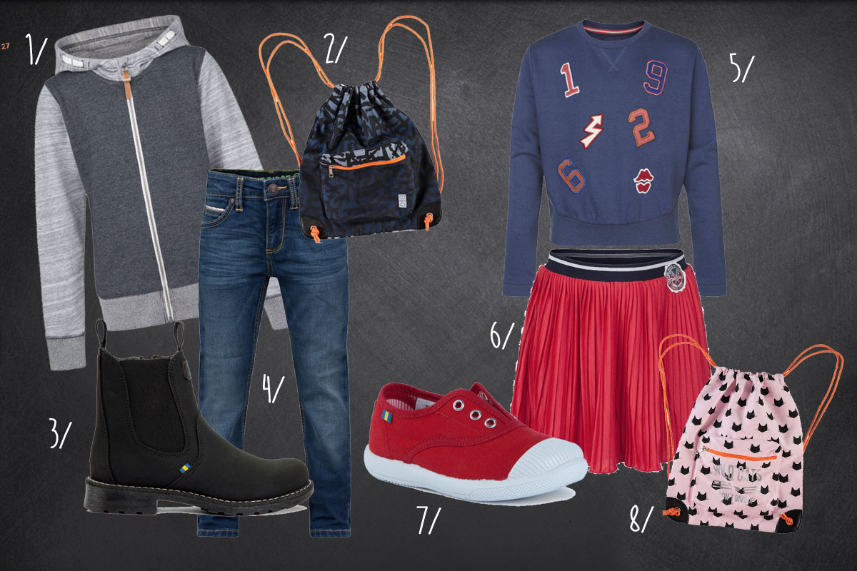 Back to School, Outfit, Kavat, WE Fashion