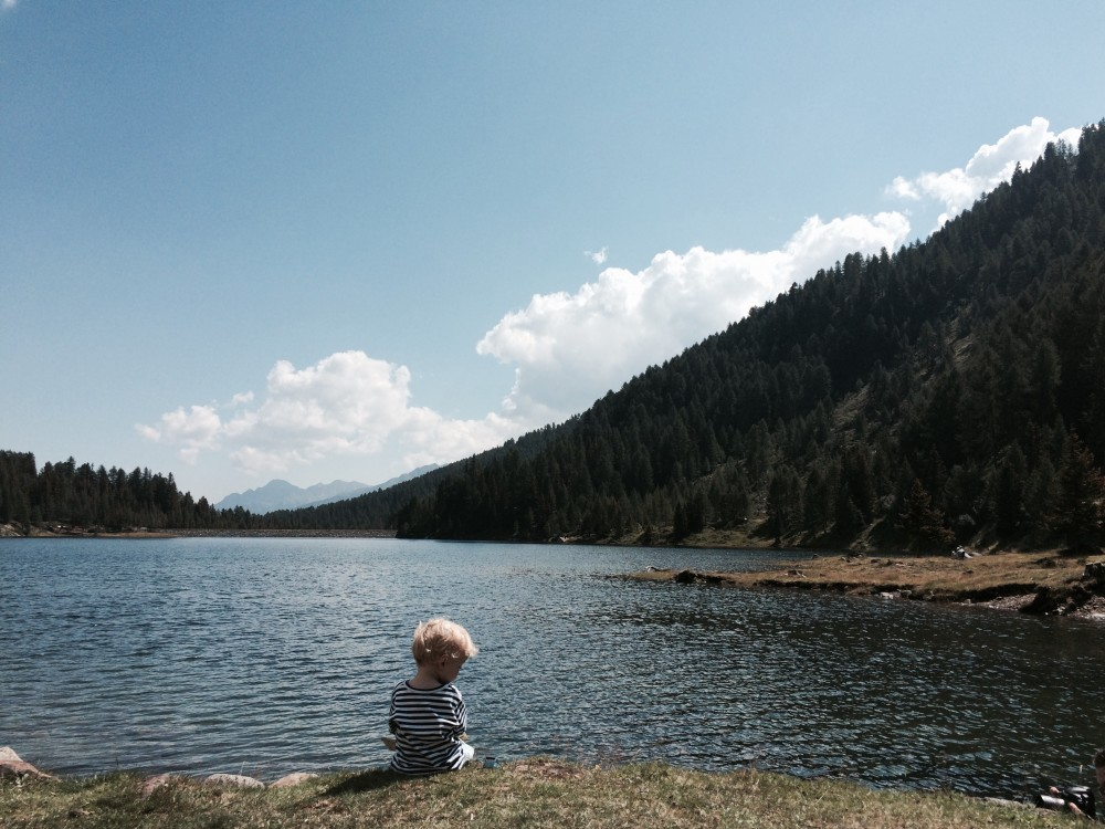 Travel with Kids – Südtirol – Meran – Mummy Mag – Bergsee