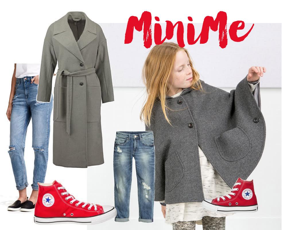 MiniMe Outfit für den Spielplatz!