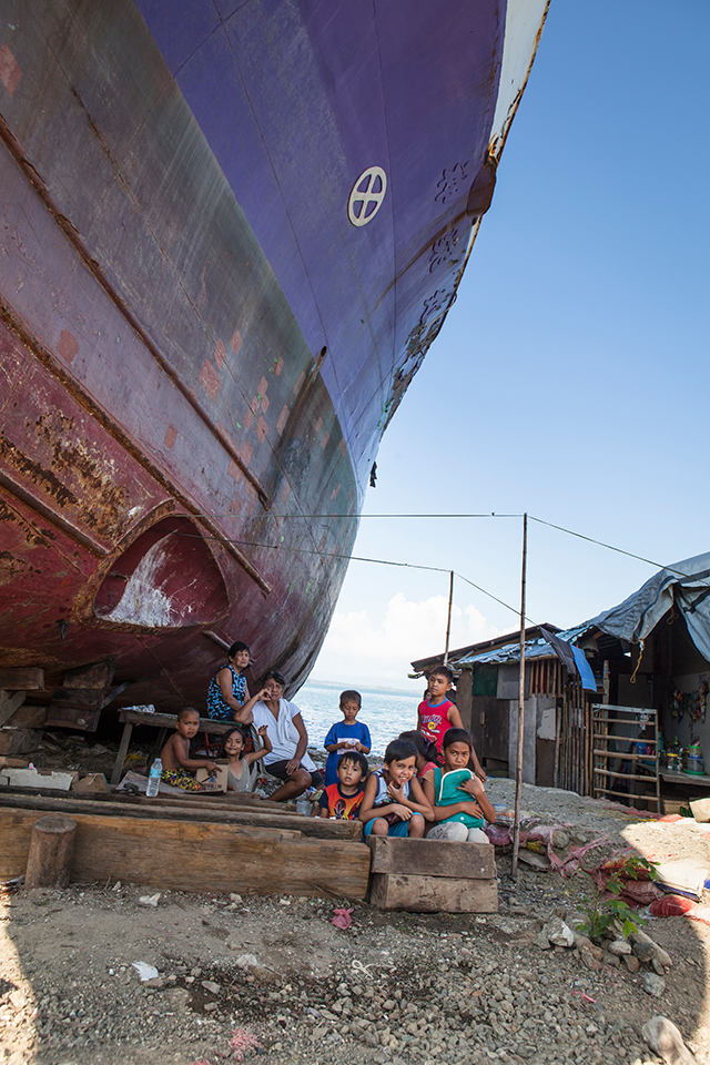 Pampers für UNICEF 2015: Projektreise auf die Philippinen mit A
