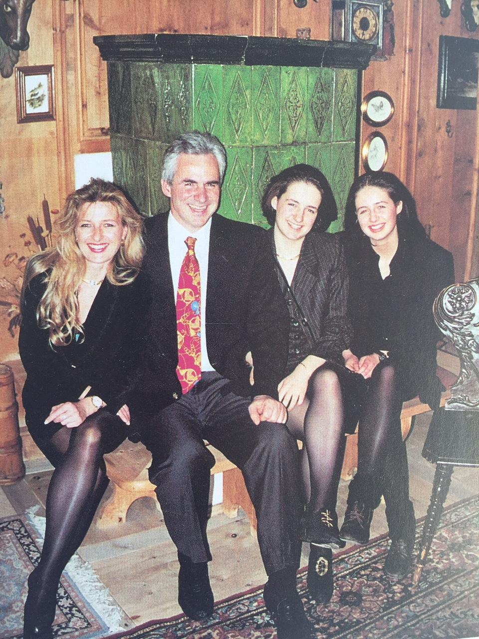 Familie Waldner aus dem Hotel Oberwirt