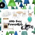 2. Türchen <br> Gewinnt einen 200€ Gutschein bei Dreams4Kids