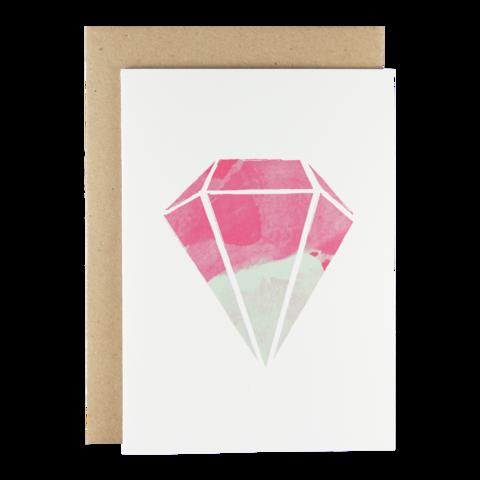 Diamant Druck Karte Berlin