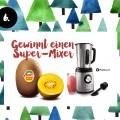 6. Türchen <br> Gewinnt mit Zespri SunGold einen Mixer von Philips