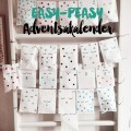 DIY <br> Der easy-peasy Adventskalender