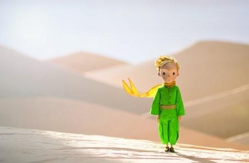 Poesie auf Leinwand <br> Der kleine Prinz im Kino