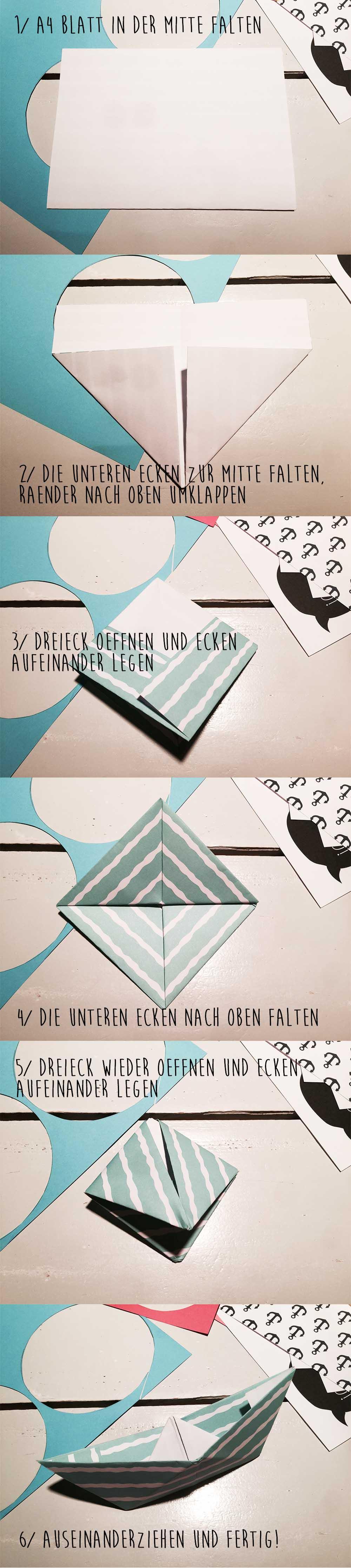 DIY_Paperboat