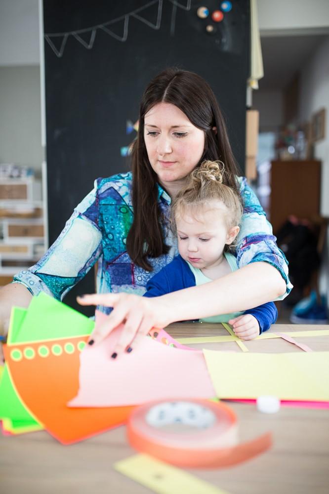 Andrea Potocki wlkmndys.com Basteln mit Kindern