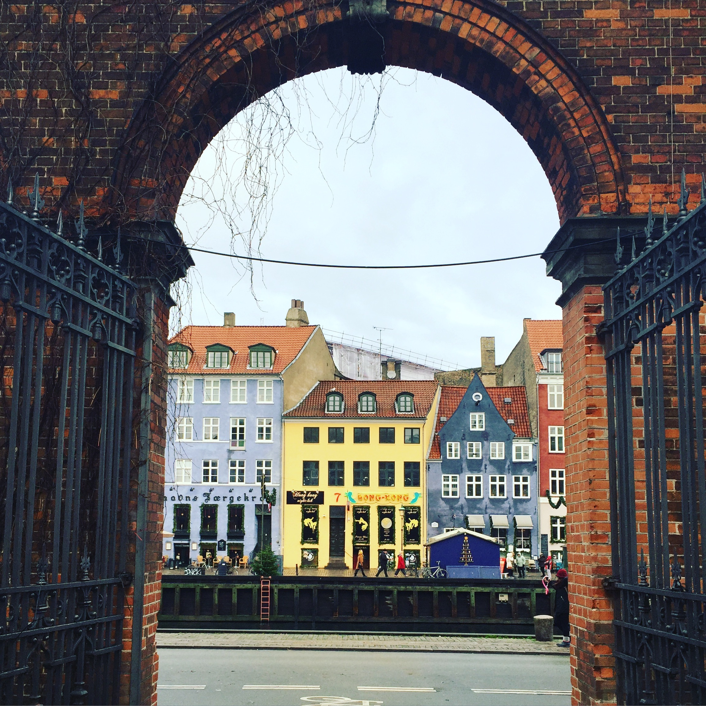 Nyhavn in Kopenhagen bei Mummy Mag