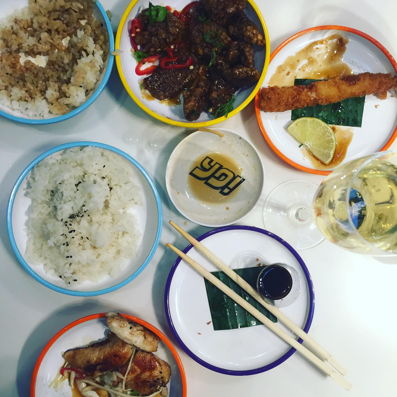 Sushi in Kopenhagen bei Mummy Mag