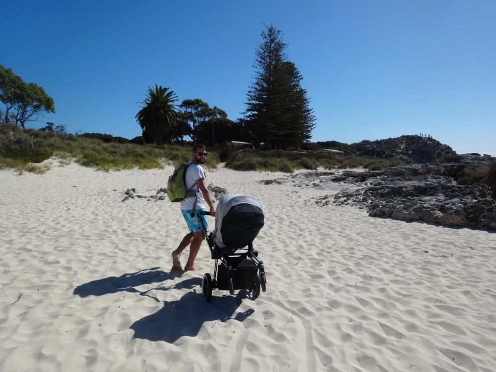 #travelwithkids <br> Reisen mit Baby im Camper Van