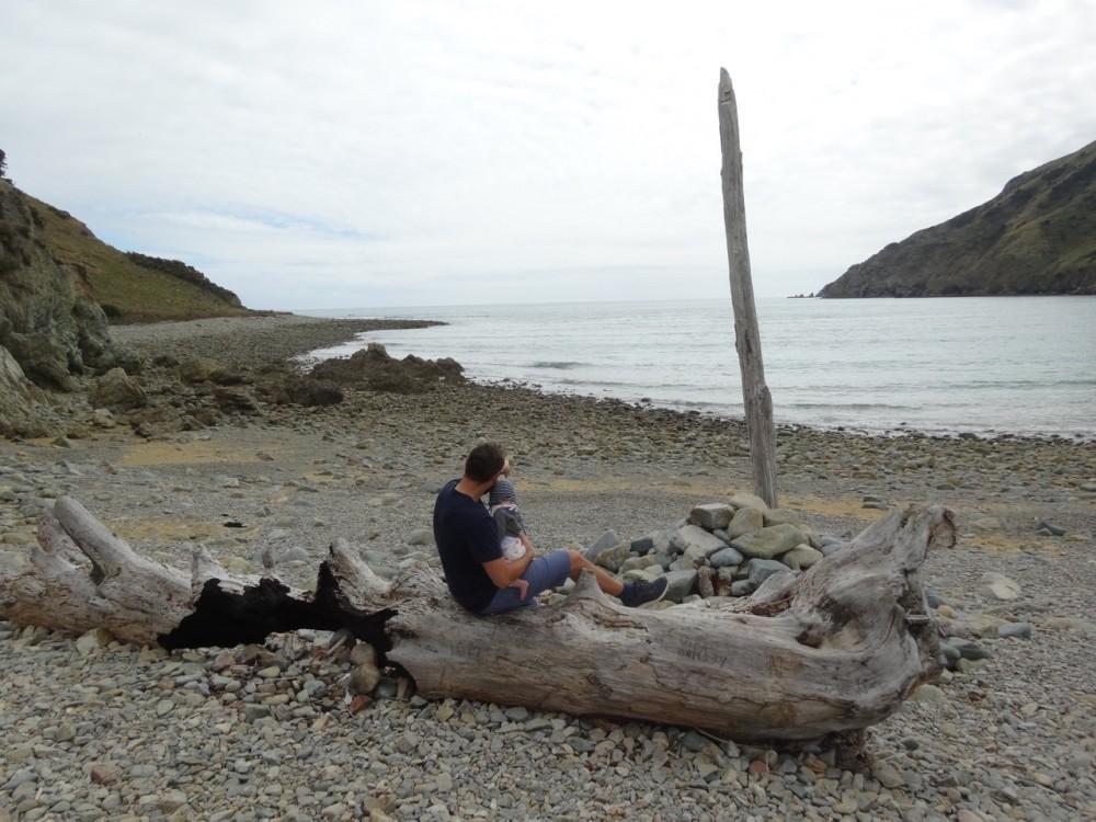 Barbara_und Jan_Franzreb_travelwithkids_Neuseeland_am_Meer_X