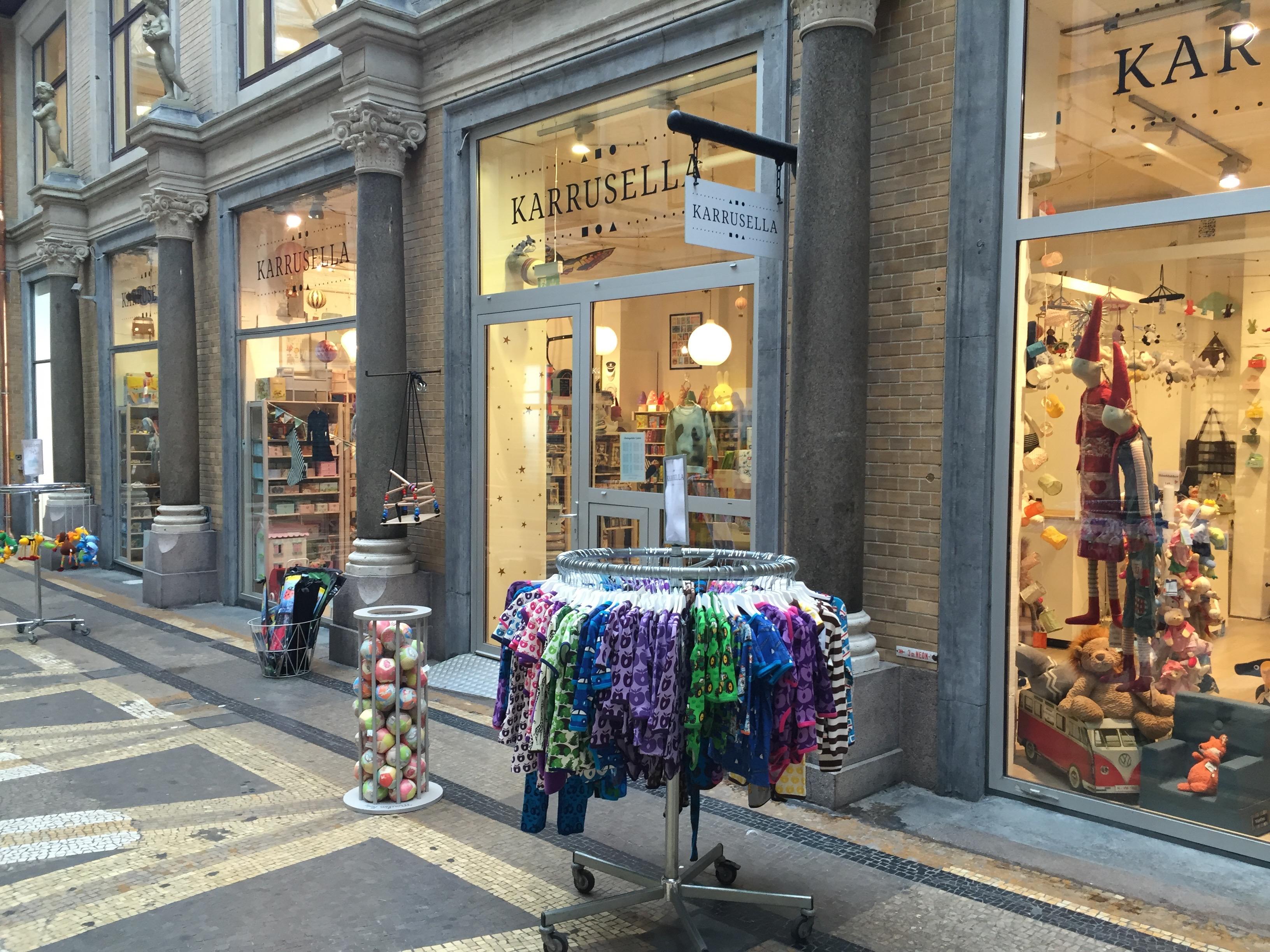 Karrusella Kopenhagen bei Mummy Mag
