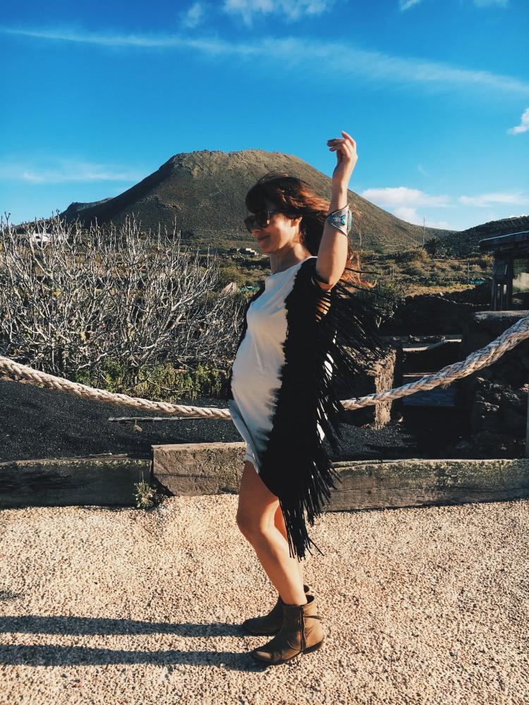 Maria Ziemann Voodoomarket Babymoon Lanzarote