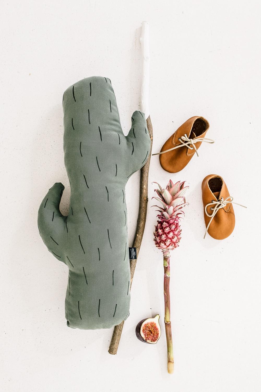 Monkind kaktus kuschelkissen
