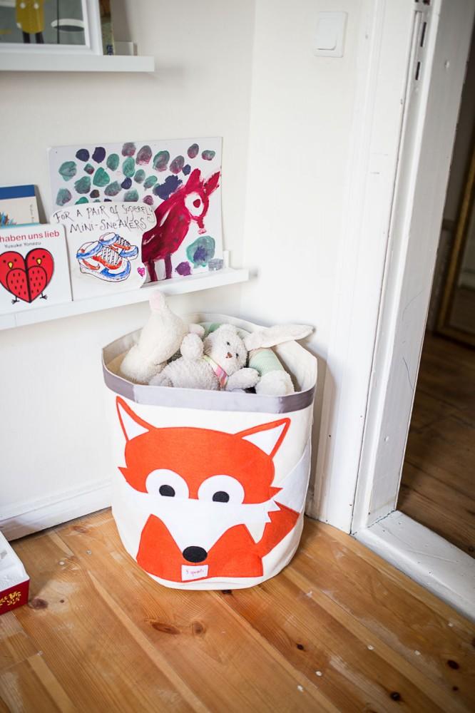 Homestory – So wohnt littleyears Zuhause bei Isabel Robles Salgado Xavers Kinderzimmer