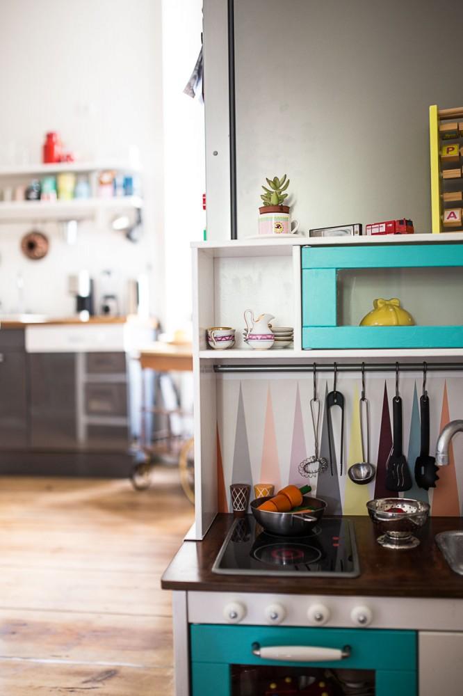 Homestory – So wohnt littleyears Zuhause bei Isabel Robles Salgado