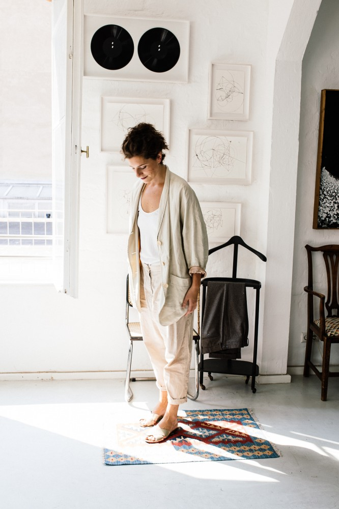 Anna Redeker Mama Styleguide