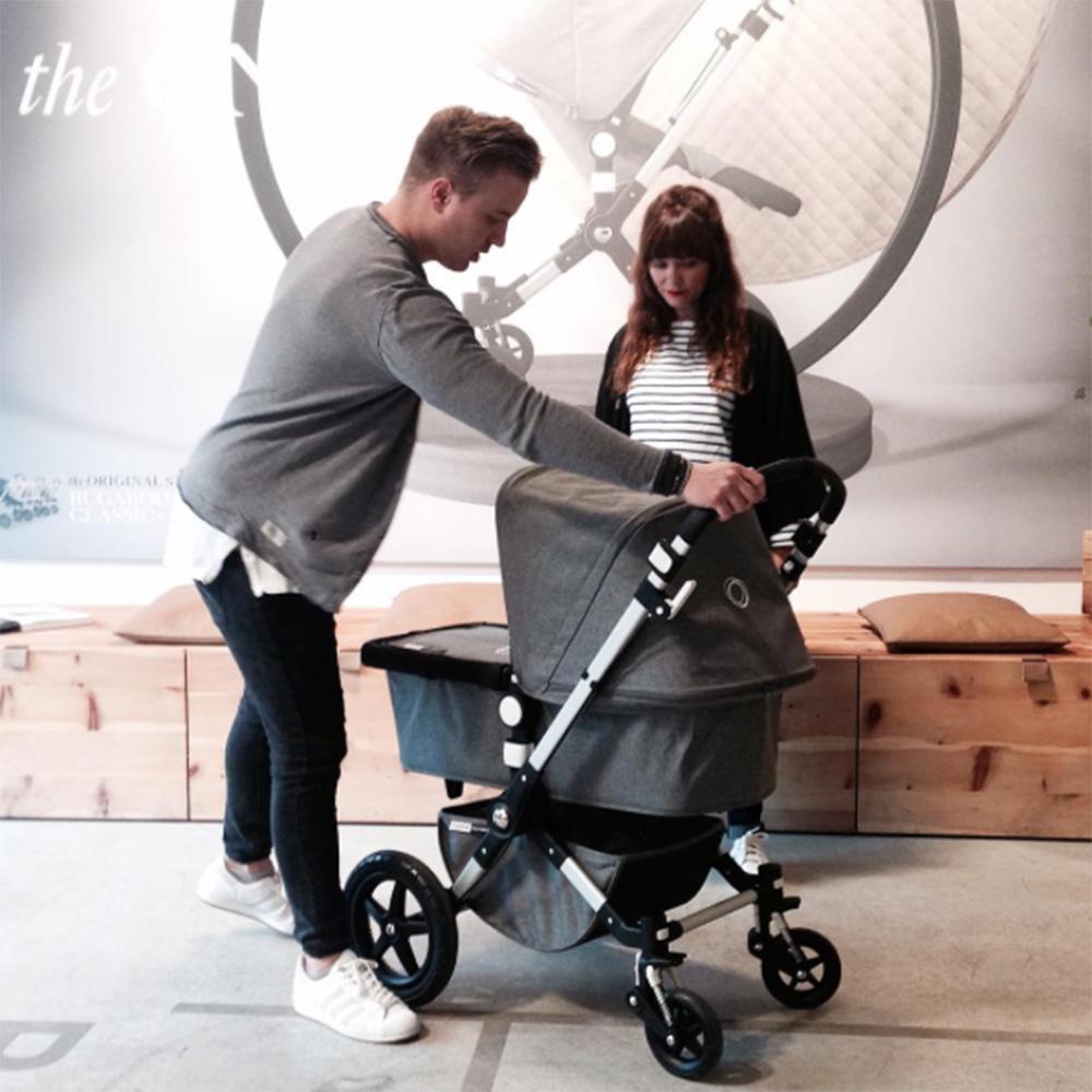 Buy or Bye <br> Worauf ihr beim Kinderwagenkauf achten solltet