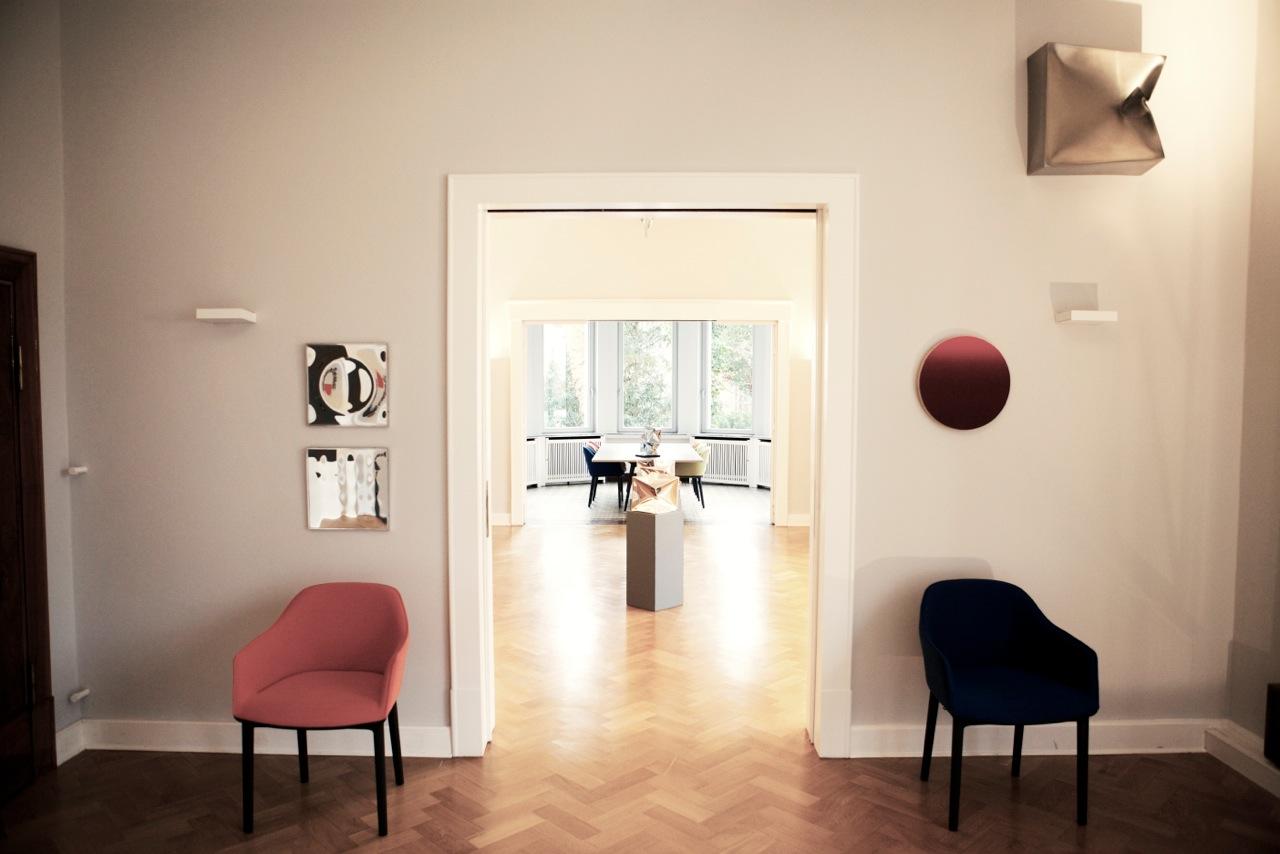 Wohnen mit Kunst <br> Zuhause bei Kathrin Knape in Hannover