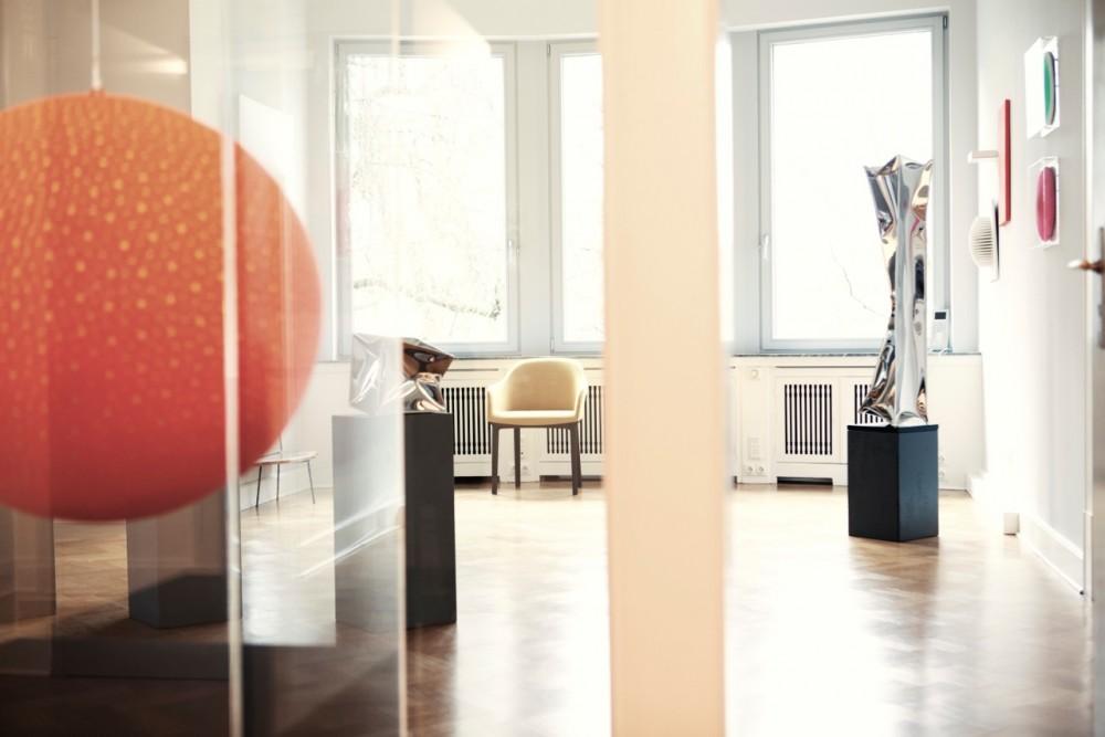 wohnen mit kunst zuhause bei kathrin knape in hannover mummy mag. Black Bedroom Furniture Sets. Home Design Ideas